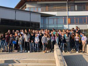 Les élèves du collège Saint-Pierre en échange en Allemagne