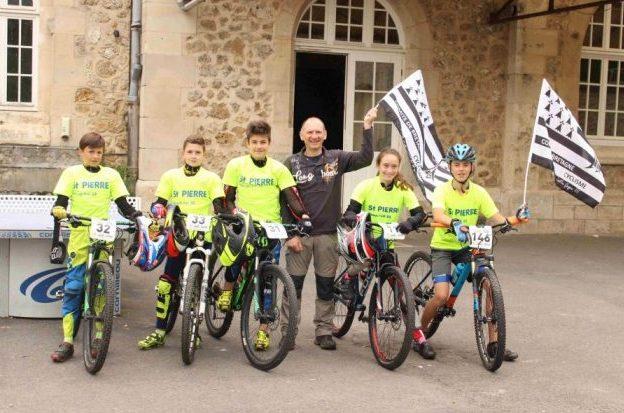 UGSEL : national VTT à Chatillon sur Marne les 29 & 30 mai 2018